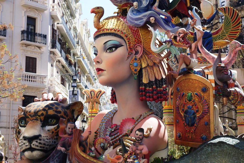 Las Fallas 2020. The complete programme of the festivities