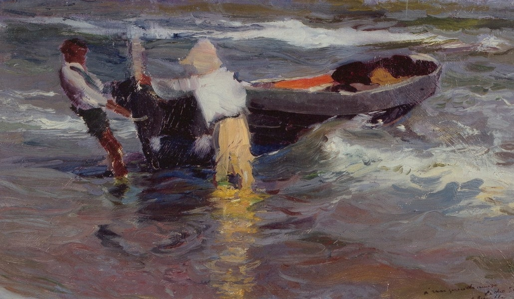 Joaquin Sorolla exhibitions in Valencia, July-August 2020